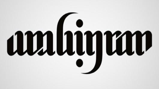 Ambigram-small
